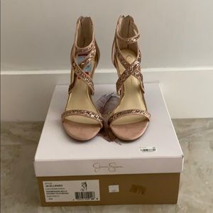 Ellenie2 Jessica Simpson heels
